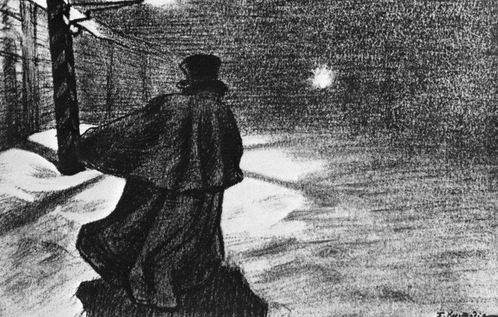 Risultati immagini per il cappotto gogol