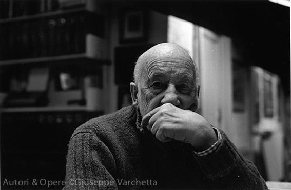 Gianni Berengo Gardin, 2010 ©Giuseppe Varchetta da Autori & Opere, Edizioni del Foglio Clandestino 2016