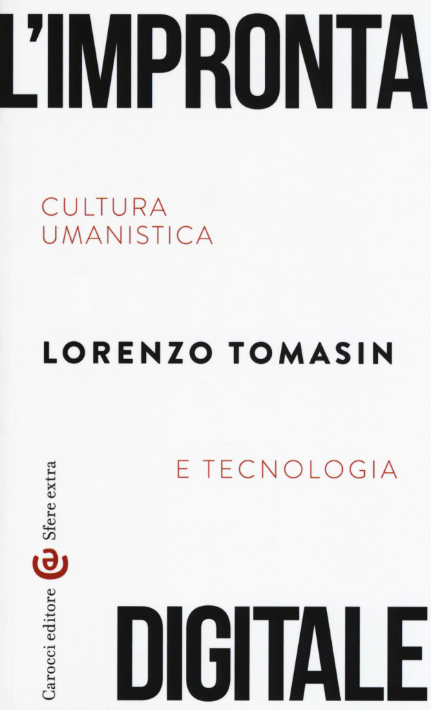 tomasin lorenzo - l'impronta digitale