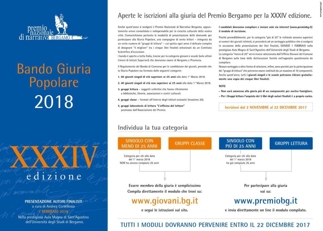 Bando Giuria Popolare_PremioBg
