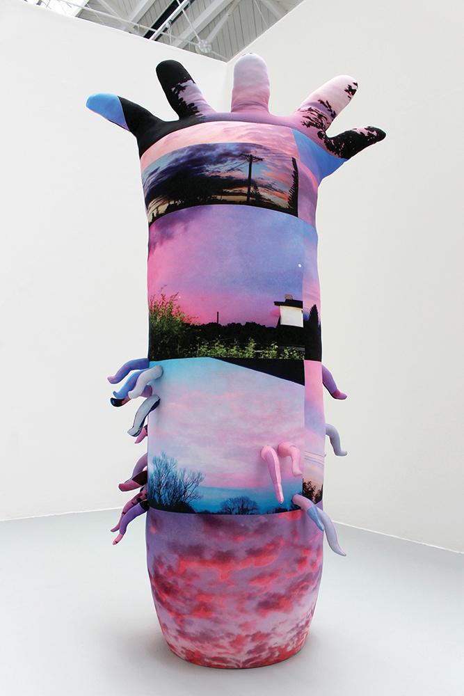 2. Simone Monsi, CAPITOLO FINALE , Courtesy Una Galleria e l'artista